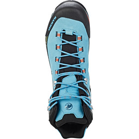Mammut Kento High GTX Shoes Damen arctic-black